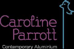 Caroline Parrott Contemporary Aluminium